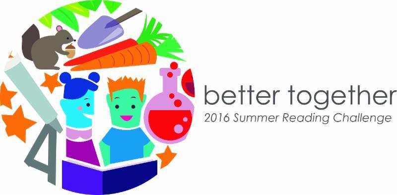 Better Together 2016 Summer Reading Challenge