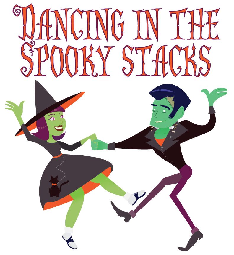 spooky stacks logo