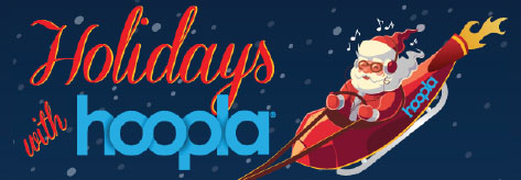 holidays with hoopla