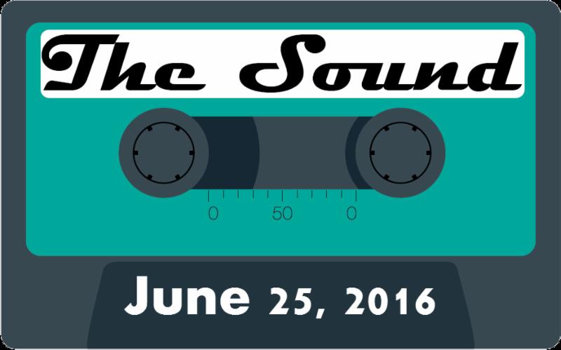 The Sound logo