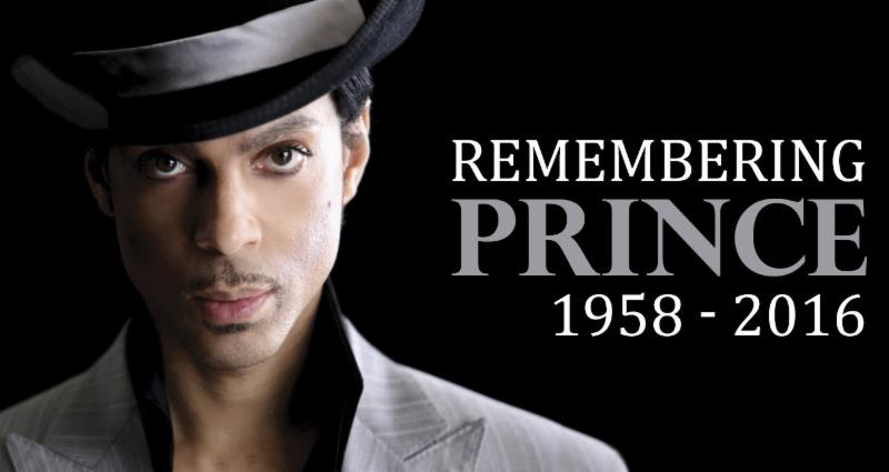 Remembering Prince on hoopla