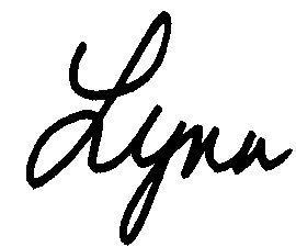 Lynn Signature