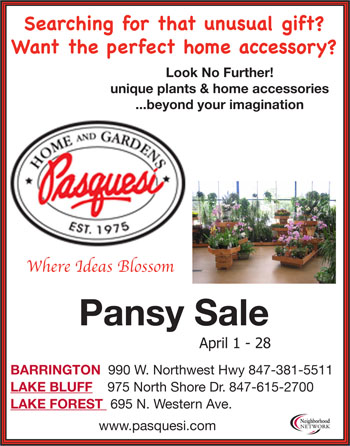 image may contain food pasquesi home gardens lake bluff event