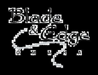 Blad and Edge Logo