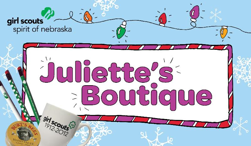 Juliette's Boutique Christmas Header