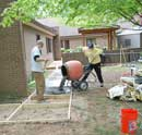 shelter landscaping