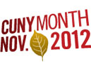 CUNYMonth2012Logo