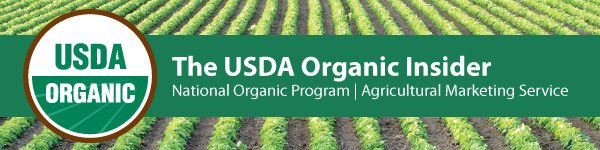 USDA Organic Insider logo