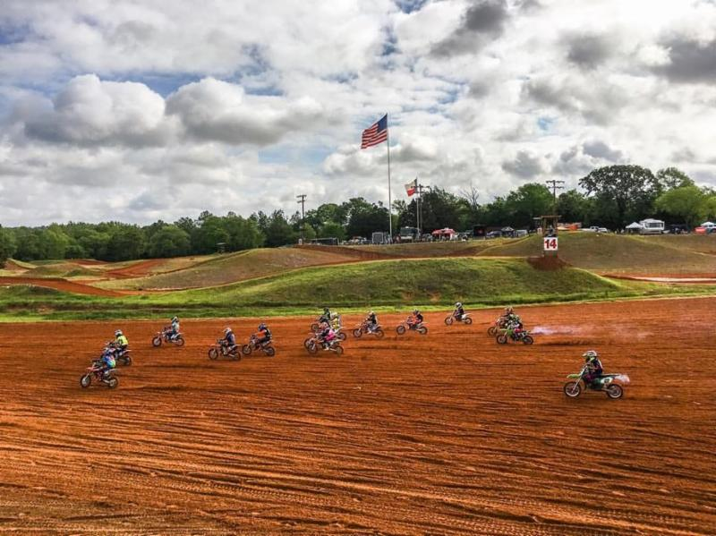 Round 1 of the Texas Lone Star State Championship MX Series is underway on this beautiful Sunday!