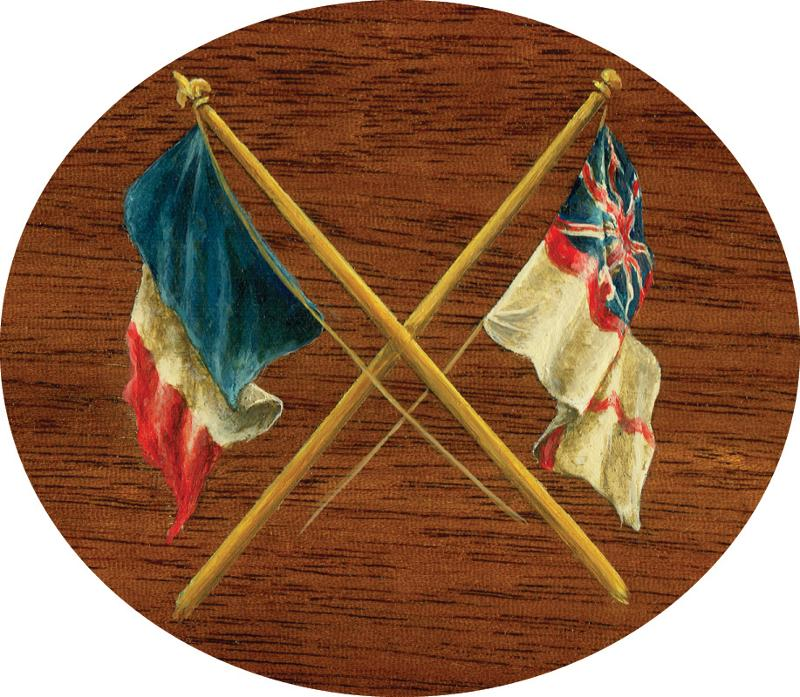 French conn Flags