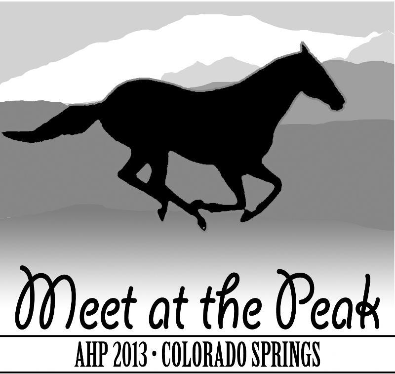 Meet at the Peak logo bw