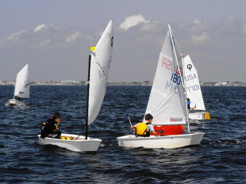 Newsletter From Punta Gorda Sailing Club