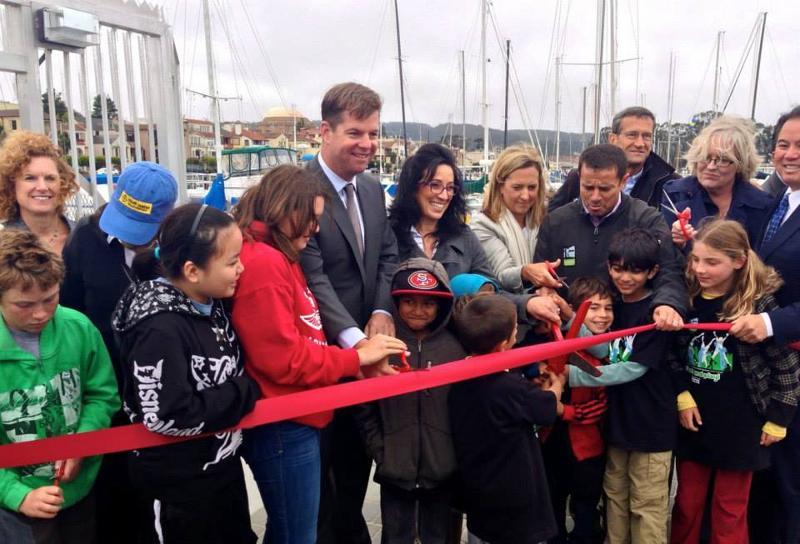 Marina Yacht Harbor Reopenning