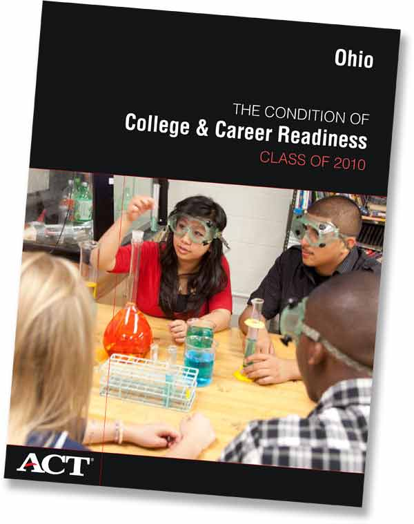 ACT 2010 Condition of College & Career Readiness