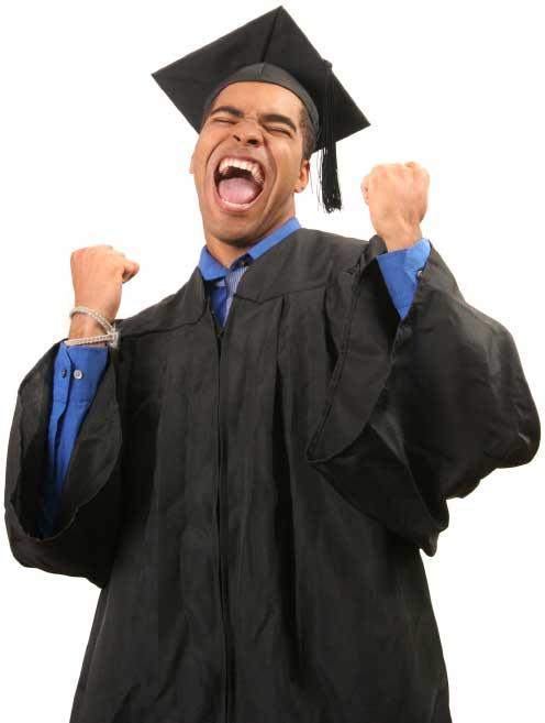 Grad Cheering