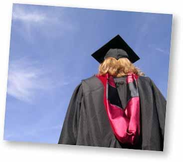 Masters Graduate