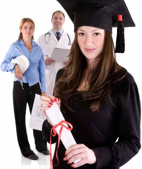 Grad, Engineer & Doctor