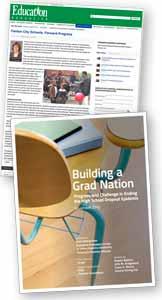 Grad Nation Report and Education Executive Magazine
