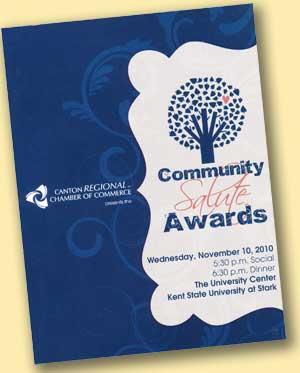 Community Salute Awards Invitation