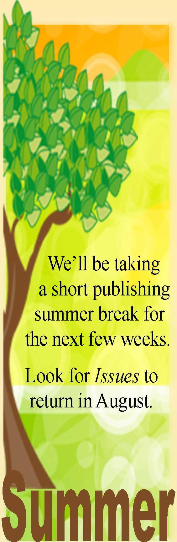 Summer Break 2013