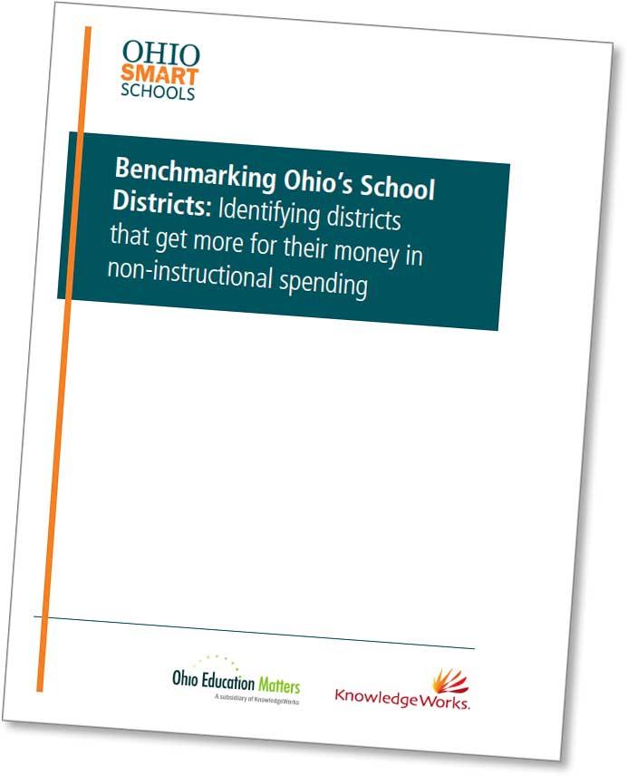 Benchmarking Ohio's School Districts