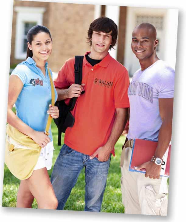 Three Stark College Students