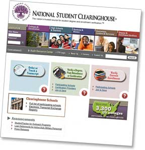 Student Tracker Website
