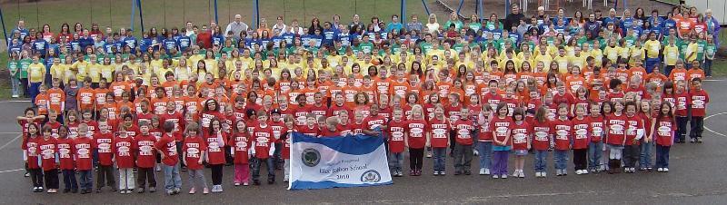 Whittier Elementary School Students