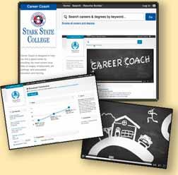 Stark State College Career Coach