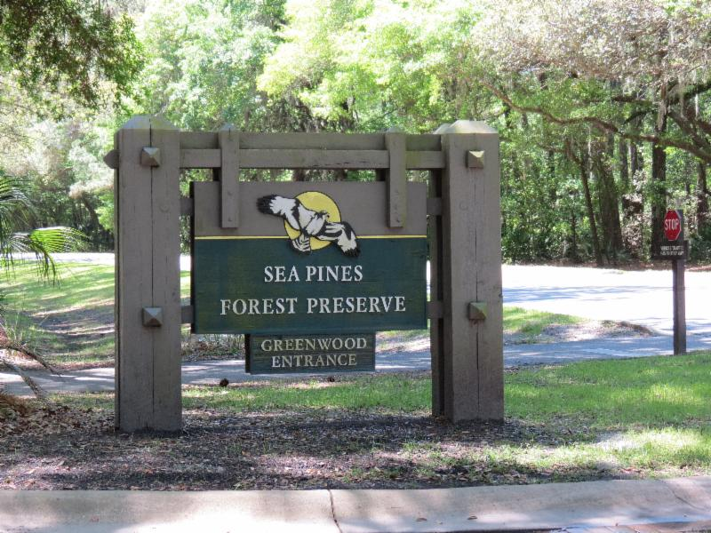 Sea Pines Forest Preserve
