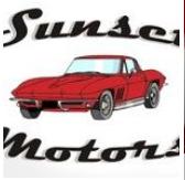 Sunset Motor Cars