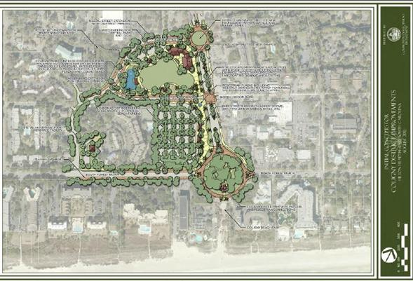Proposed Coligny Improvements with USCB Hospitality