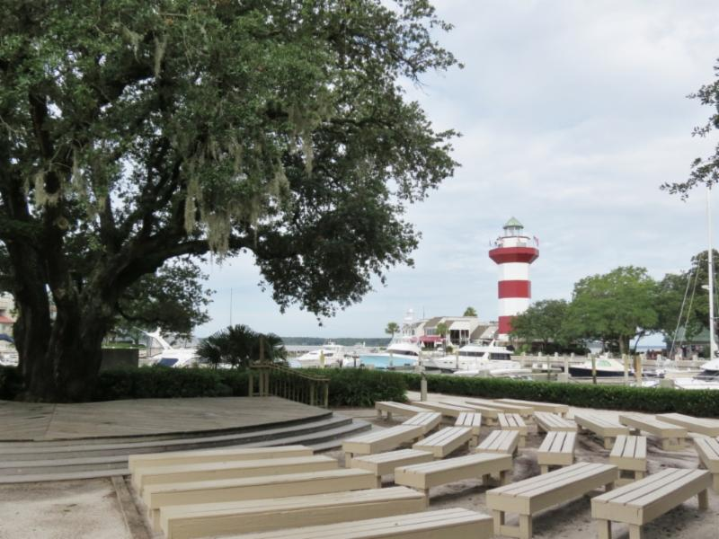 Harbourtown Live Oak and Lighthouse since 1969