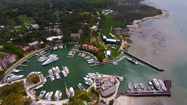 Harbourtown, Hilton Head