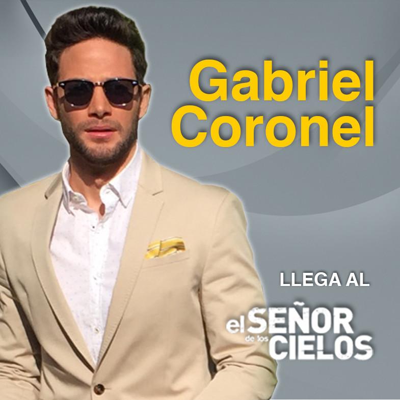 GABRIEL CORONEL LLEGA AL SENOR DE LOS CIELOS 3 !!!