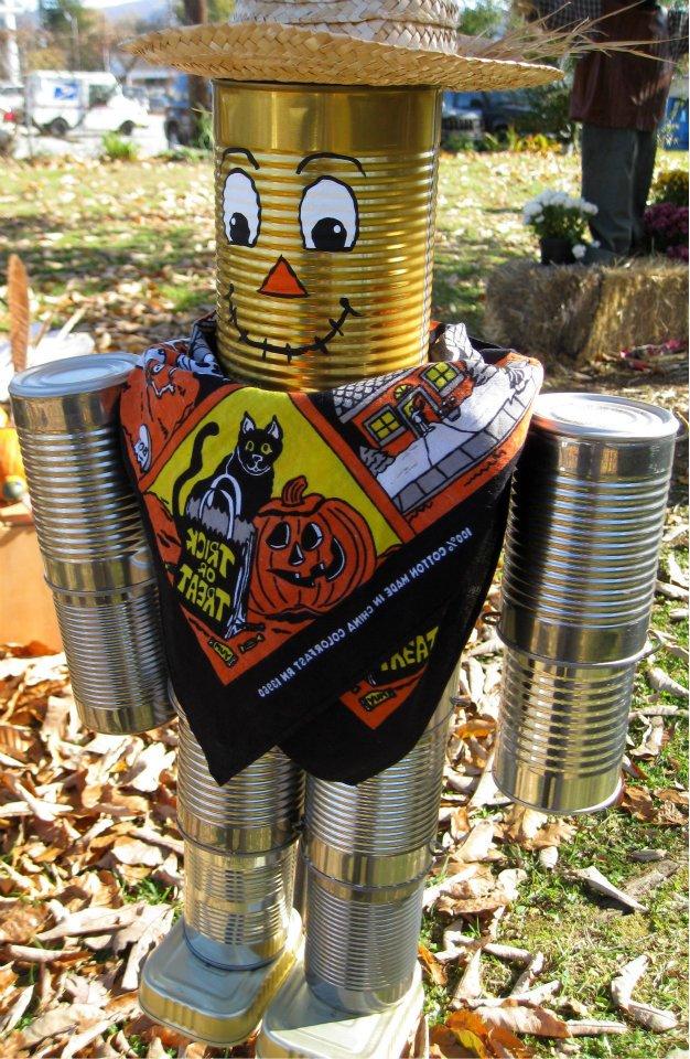 Last year's Scarecrow Winner