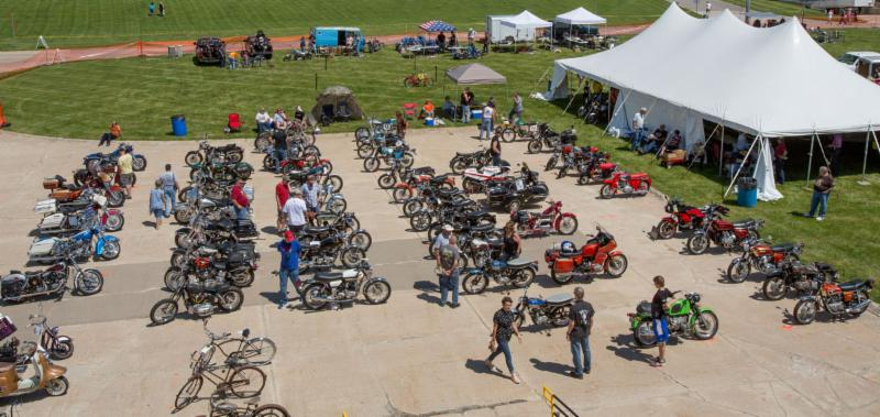 Vintage Rally 2016 Bike and Motorcycle Show