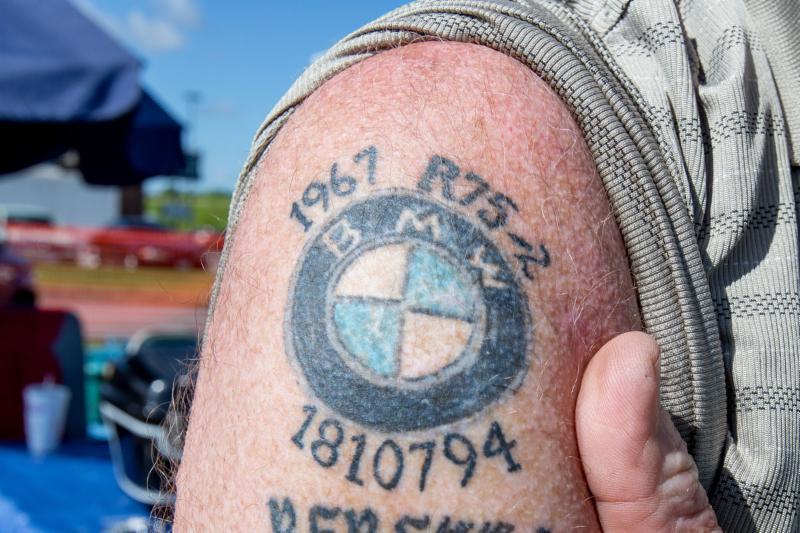 BMW Tattoo