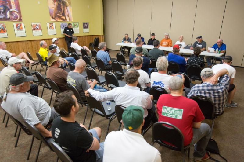 2016 Vintage Rally Panel Discussion