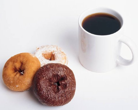 Coffee and Gutbombs
