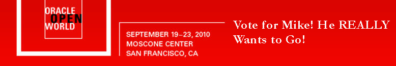Oracle OpenWorld 2010