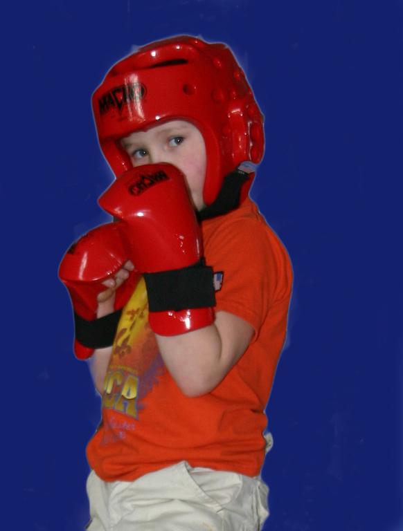 TruTek karate kid
