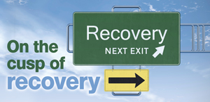 On the cusp of recover