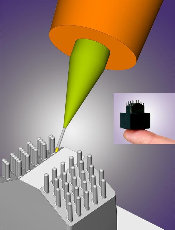 Cimatron Micromilling