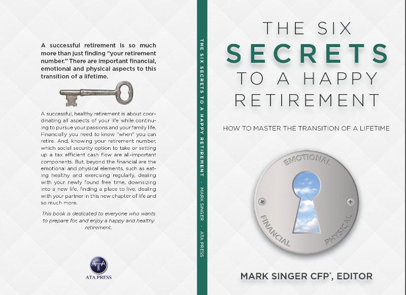 6 Secrets to a Happy Retirement...