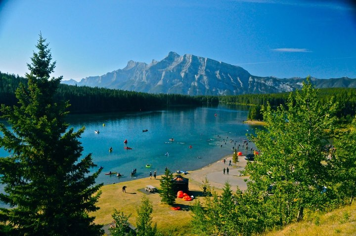Banff 2012 - Two Jack Lake