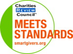 Charities Review Council certified