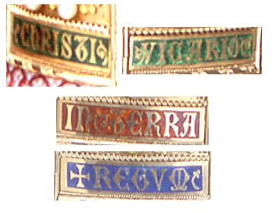 Tiara inscription