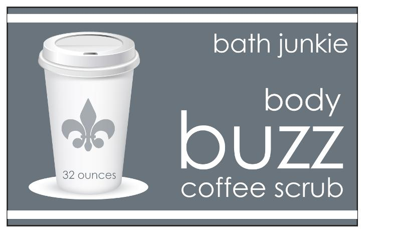 Body Buzz Coffee Scrub