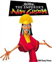 The Emperor's New Groove graphic